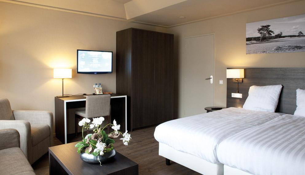 Hotelkamer in utrecht fletcher hotel witte huis